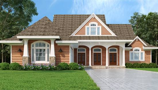 image of Creekview House Plan