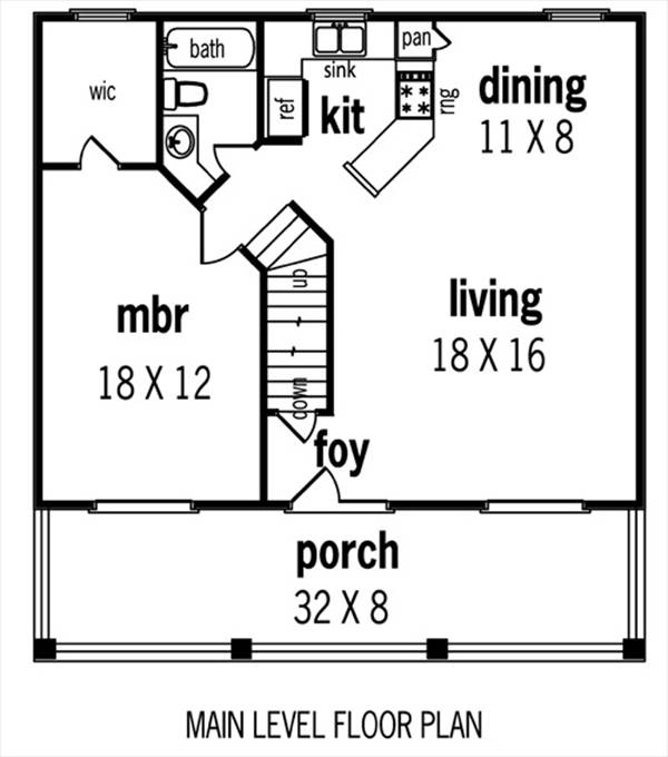 Small Beach House Plans On Pilings - Home Plans, Architecture