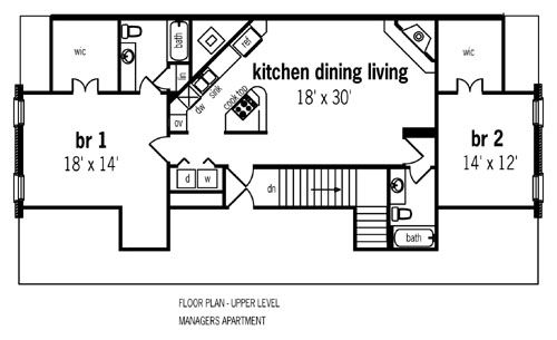 Clubhouse 6553 6867 2 Bedrooms And 2 5 Baths The