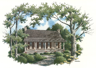 Cottage Plans moreover Tribune highlights furthermore Copper Roofing in addition 7118 further Tribune highlights. on lake cottage house plans for wooded setting
