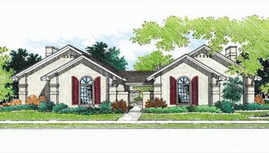 image of Athens-1000 House Plan