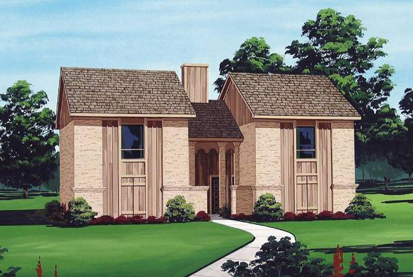 Rosewood 1103 7021 2 bedrooms and 1 bath the house for Rosewood house plan