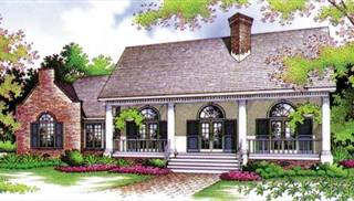 image of Lime House - 1602 House Plan