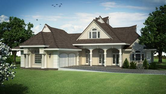 image of Changsha House - 1629 House Plan