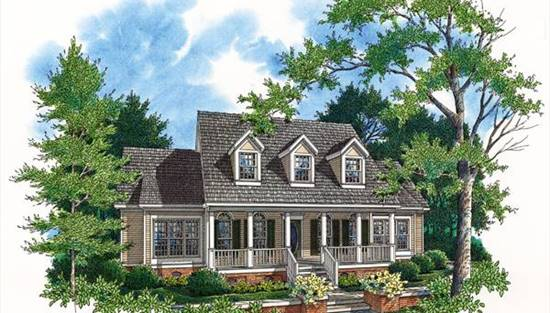 image of Valley View-2509 House Plan