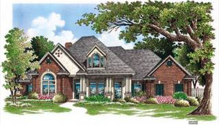 image of White Oaks - 2801 House Plan