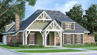 image of Clifton Lane - 1225 House Plan