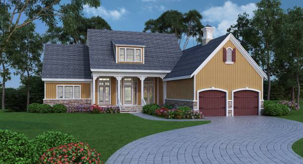 Timberton row 1837 5211 3 bedrooms and 2 baths the for Starter home plans