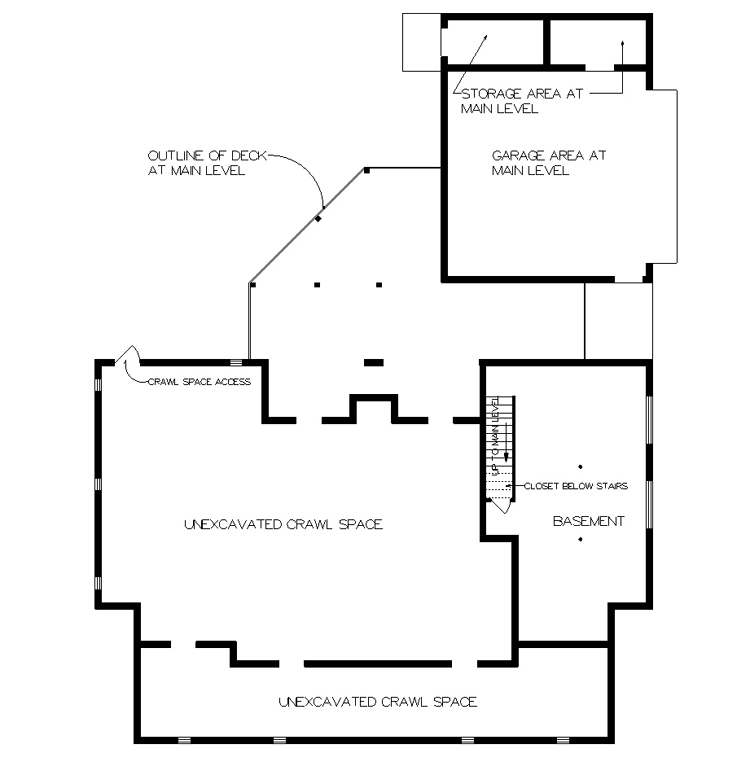 Basement Foundation Design altamont-2508 5370 - 4 bedrooms and 3 baths | the house designers