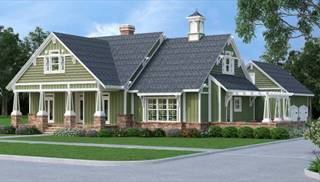 image of Forest Oaks House Plan