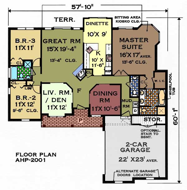 Daycare Floor Plans - Extension Online: online courses - free