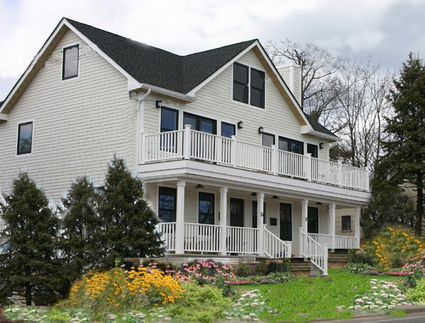 Multi-Family House Plans, Duplex Apartments & Townhouse Floorplan