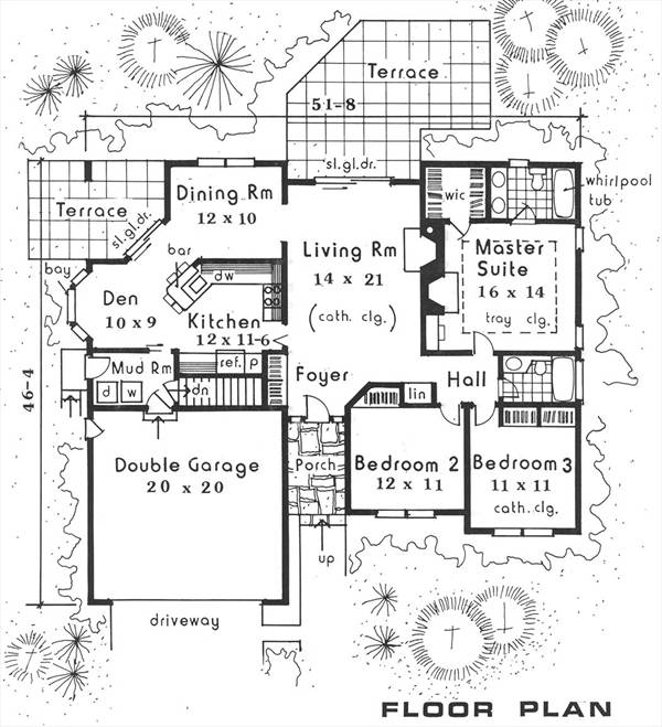 Small luxury floor plans modern house Luxury homes floor plans