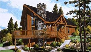 image of Chalet for Today House Plan