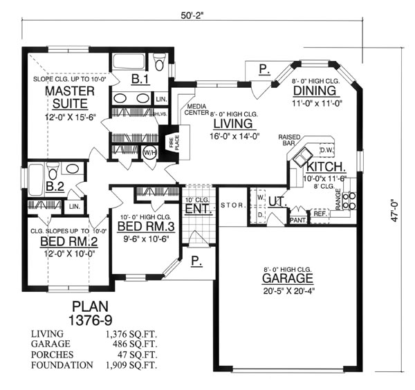 The beautiful windows 8169 3 bedrooms and 2 5 baths for Floor plan creator windows
