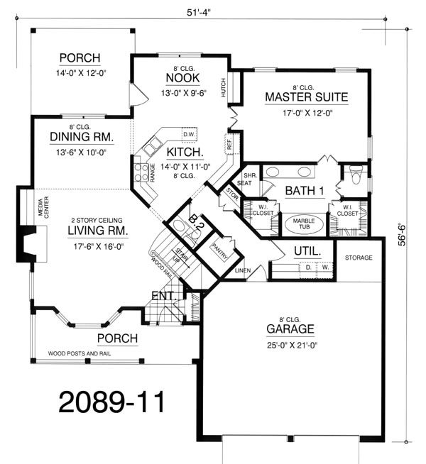 Cabin Plans & Rustic Designs from DrummondHousePlans.com