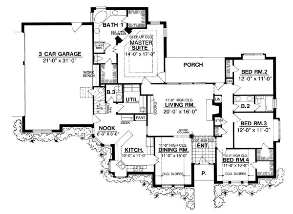 Custom dream house plans images for Custom dream house floor plans