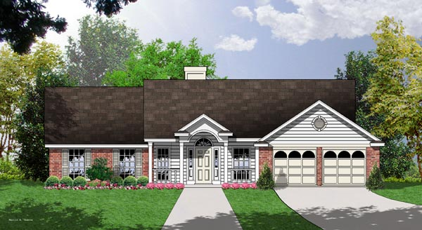 The getaway 7952 4 bedrooms and 2 5 baths the house for Copying house plans