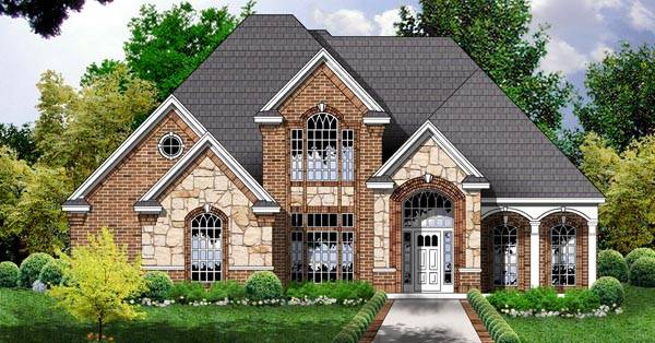 The Elegant Windows 7963 3 Bedrooms And 2 Baths The