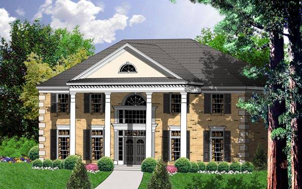 The Colonnade 8215 4 Bedrooms And 3 Baths The House