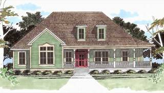 image of The Vicksburg House Plan