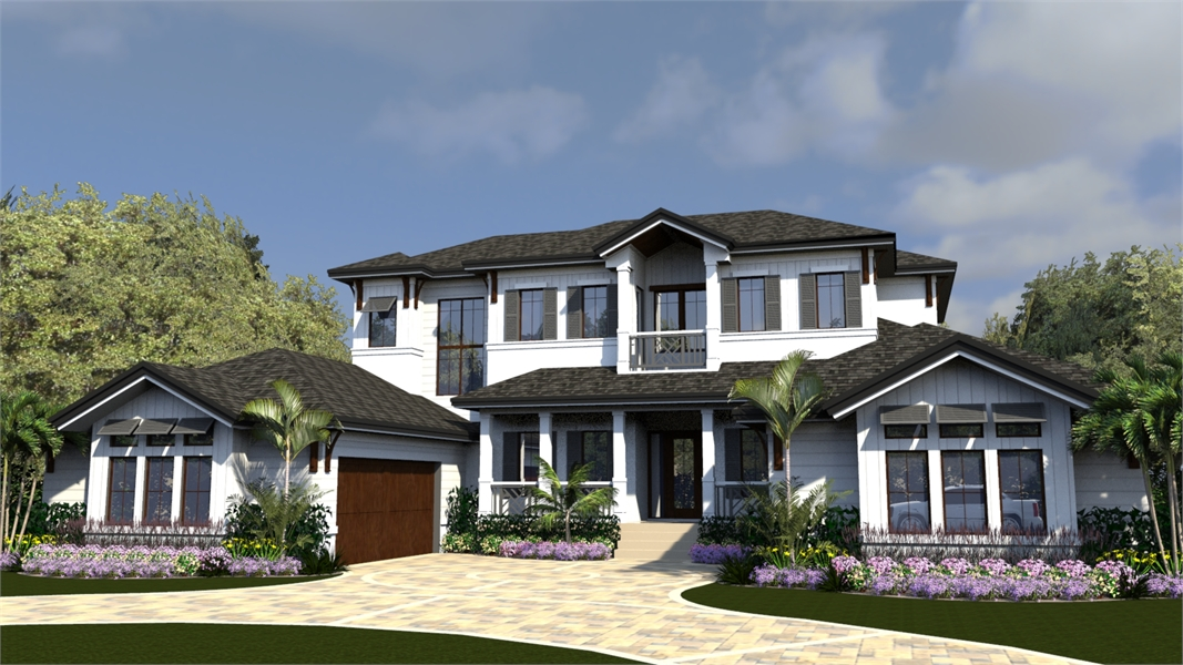 House Plan 7278: Customize Your House Plan