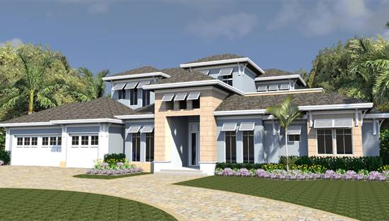 image of Blue Lagoon 2 House Plan