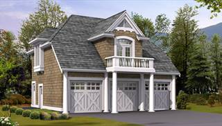 image of Cottage Grove Companion House Plan