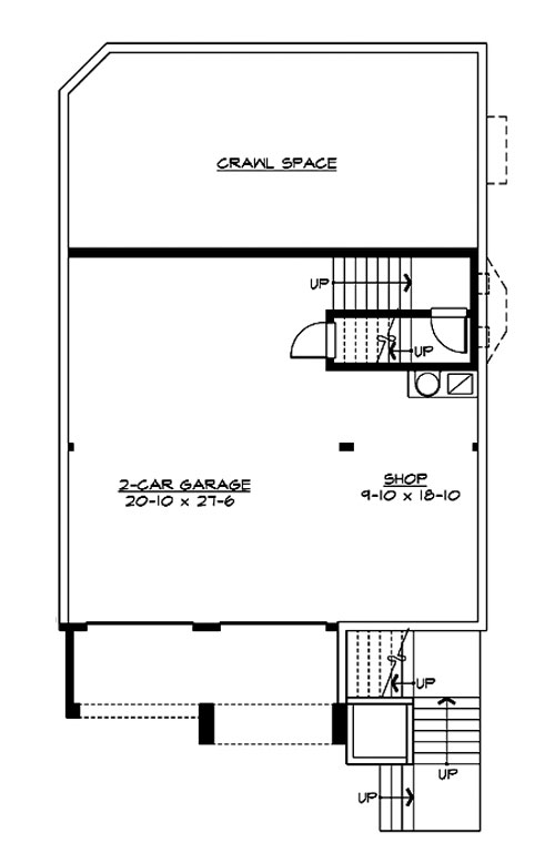 Summit 3216 3 Bedrooms And 2 Baths The House Designers