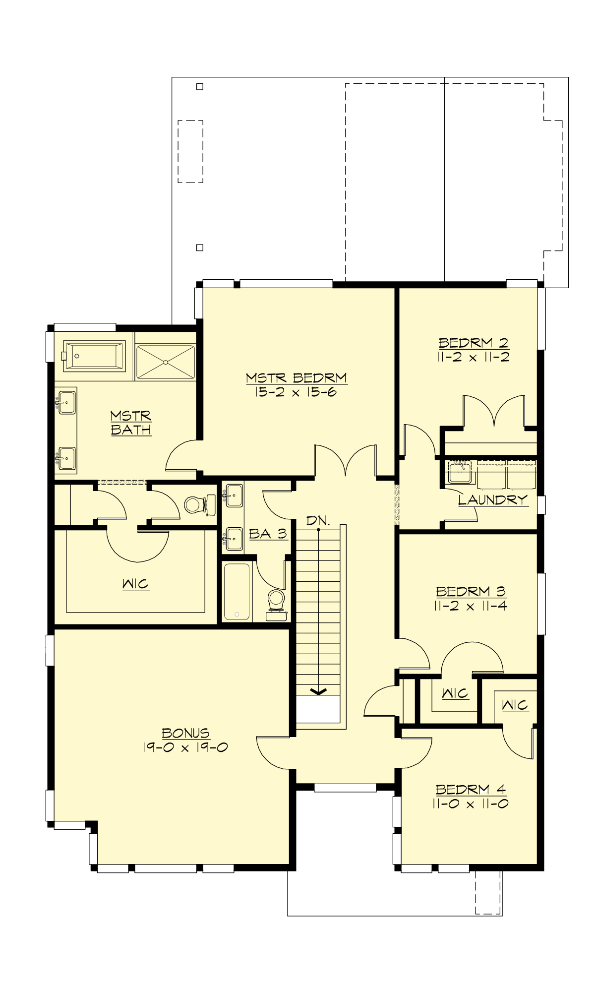 Aries 5537 - 4 Bedrooms and 3.5 Baths | The House Designers