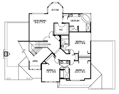 Trillium Lane 3223 4 Bedrooms And 3 Baths The House
