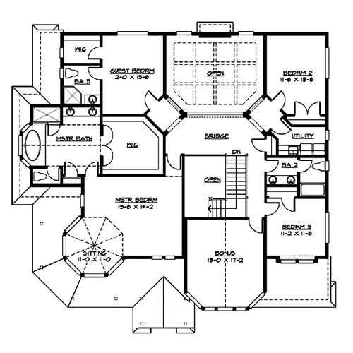 House Plans 2600 Sq Ft Including Garage