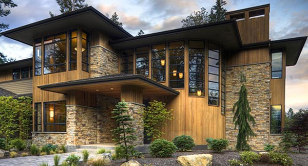 5 great architectural inspirations from frank lloyd wright - Frank lloyd wright architecture style ...