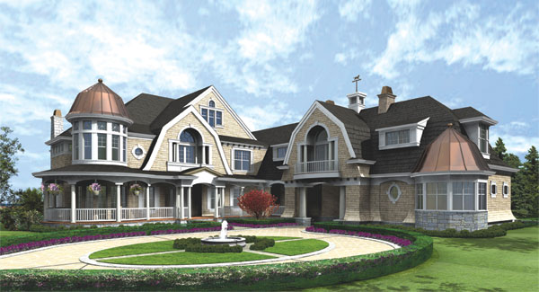 Chatham 3235 4 bedrooms and 5 baths the house designers for Chatham house plans
