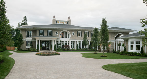 Luxury House Plans That Rival Dallas Southfork The