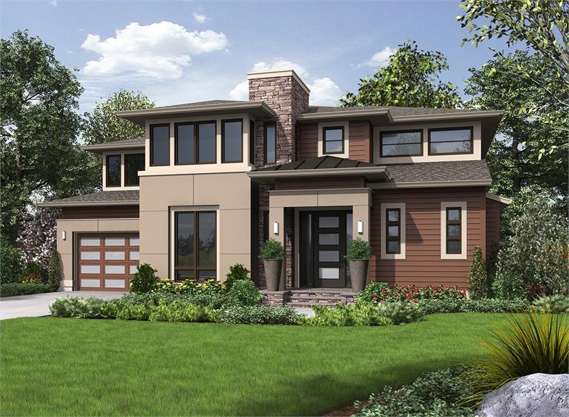 Terra Modern House Plan