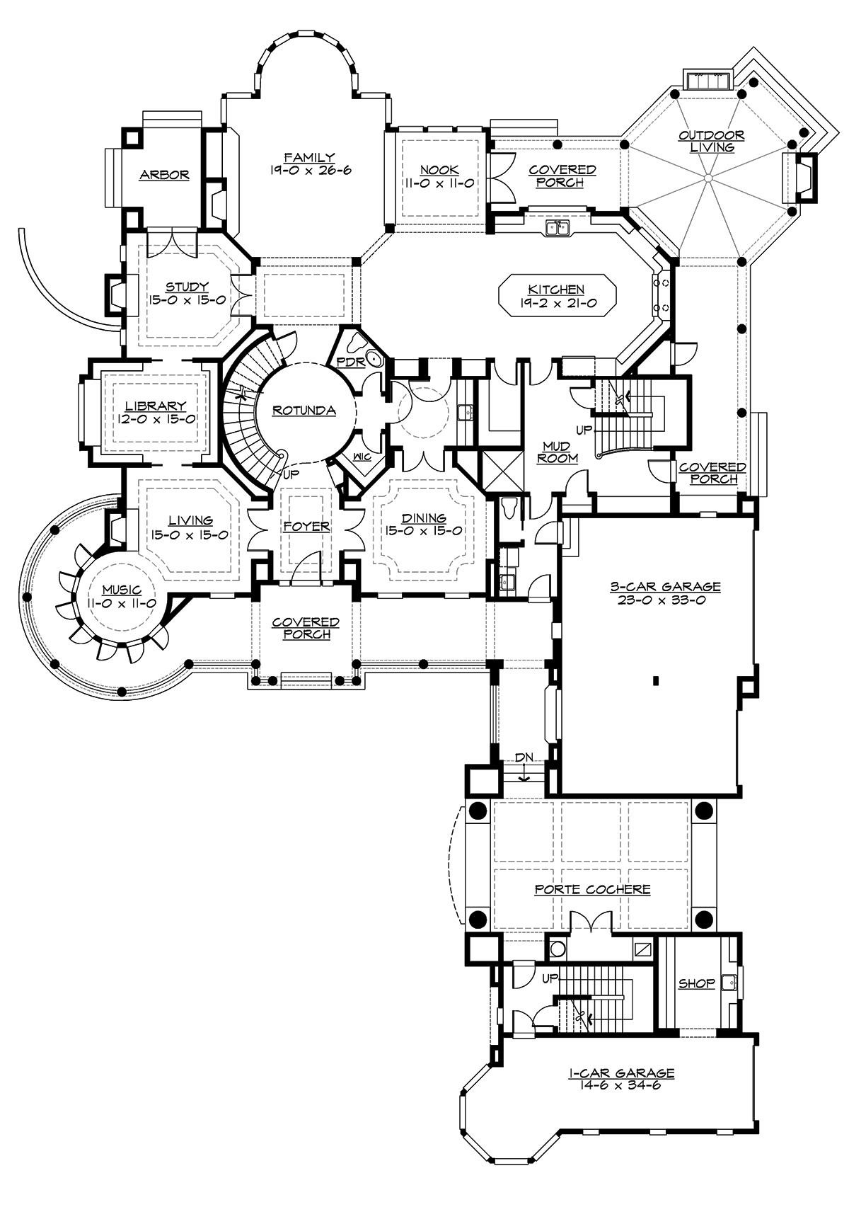 Choice homes floor plans 2005 for Copying house plans