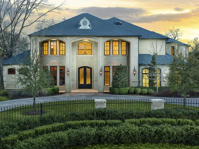 Mansion home plan european mansion for European luxury house plans