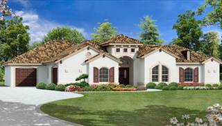 Spanish House Plans Spanish Style House Plans Villa Real 11 067 ...