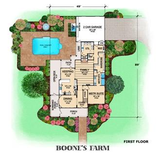 Farm House Plans With Porches