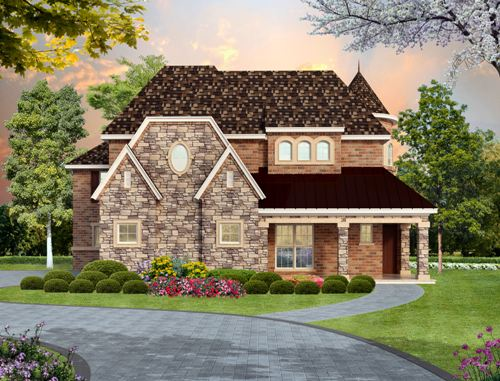 Branson grove 5210 4 bedrooms and 3 5 baths the house for Branson 5210