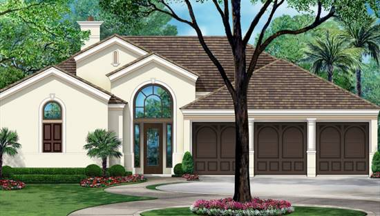 image of Camellia Place House Plan