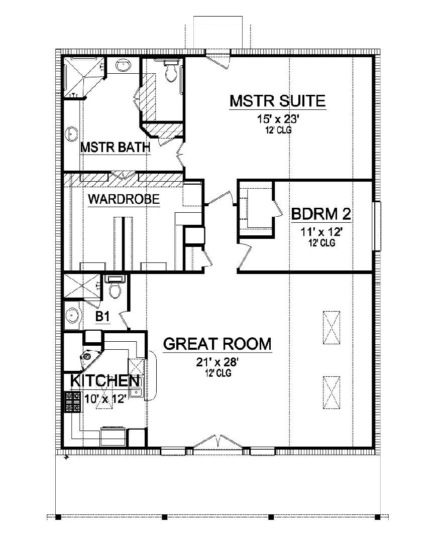 Deer Crossing 9119 2 Bedrooms And 2 5 Baths The House