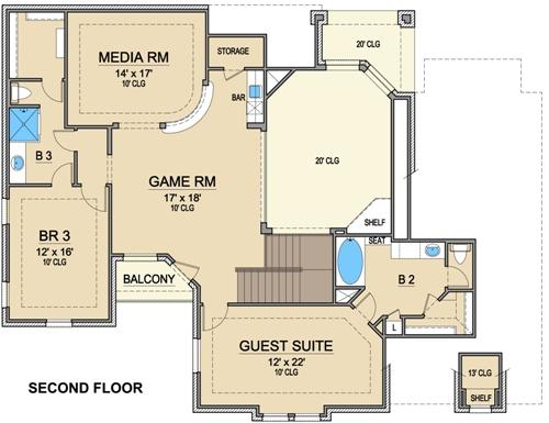 luxury house plan with open floor plan classic luxury hotels alps ballinagh luxury classic house exterior design