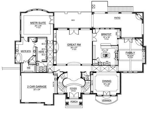 Neuschwanstein Floor PlanFloorHome Plans Ideas Picture