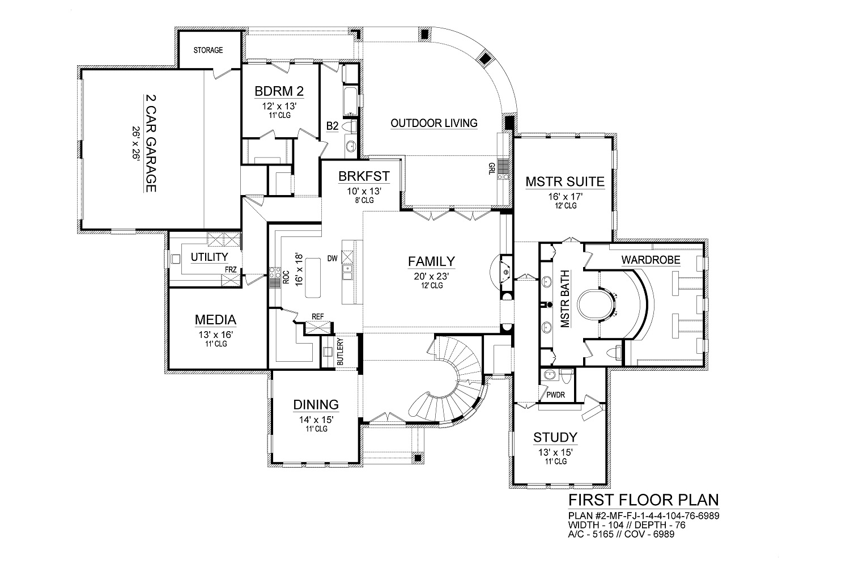 Merveilleux First Floor