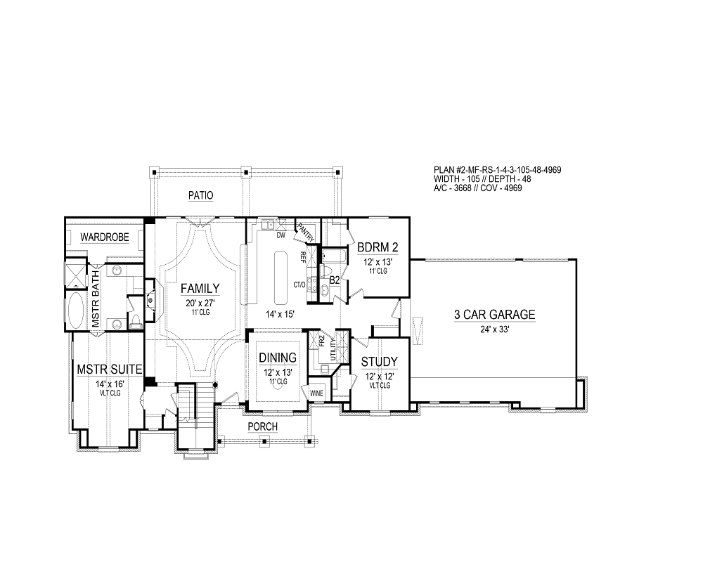 Unique Craftsman 9455 4 Bedrooms And 3 5 Baths The