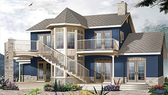 image of The Wind Song 2 House Plan