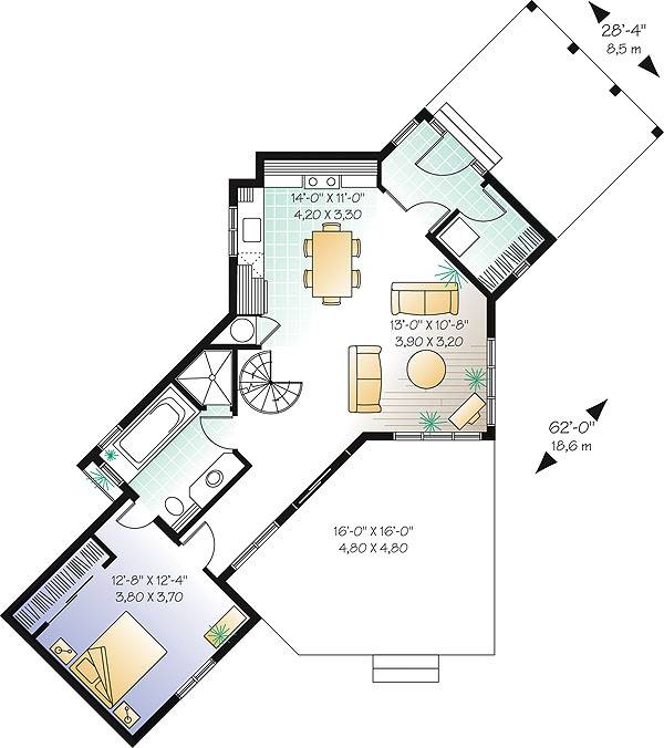 bi level floor plans the bi coastal 1194 2 bedrooms and 1 5 baths the house 16388