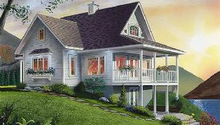 image of Vistas House Plan